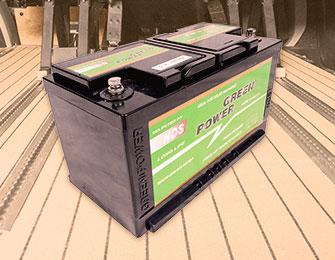 Zweite Batterie