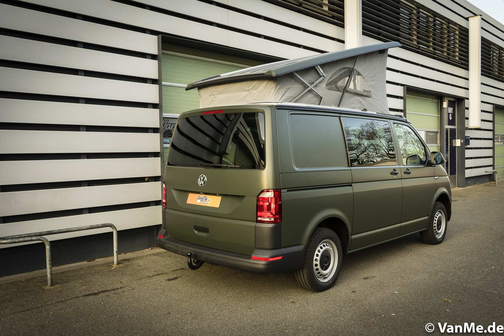 Individualausbau: Offroad Bus VW T6 HS-Offroad Edition - 1