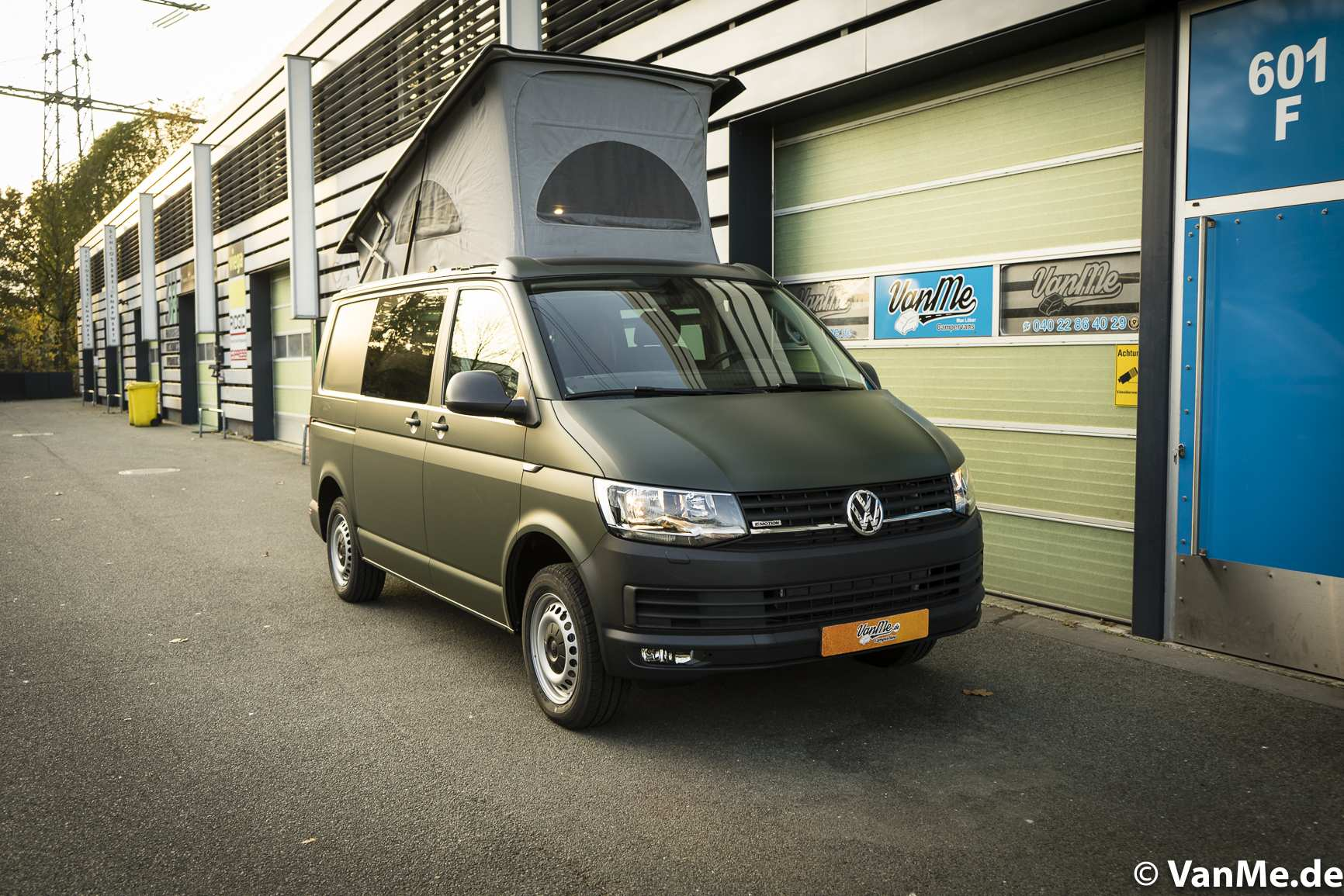 Individualausbau: Offroad Bus VW T6 HS-Offroad Edition - 2