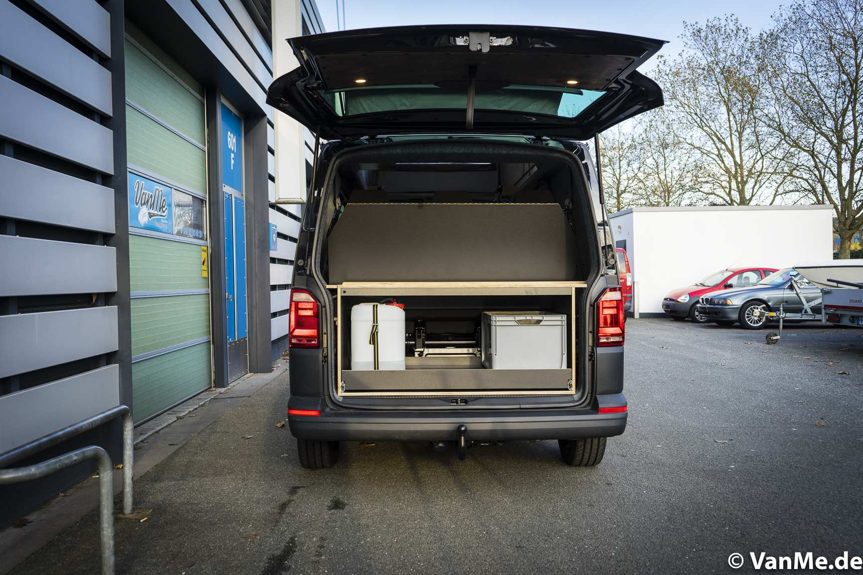 Individualausbau: Offroad Bus VW T6 HS-Offroad Edition - 3