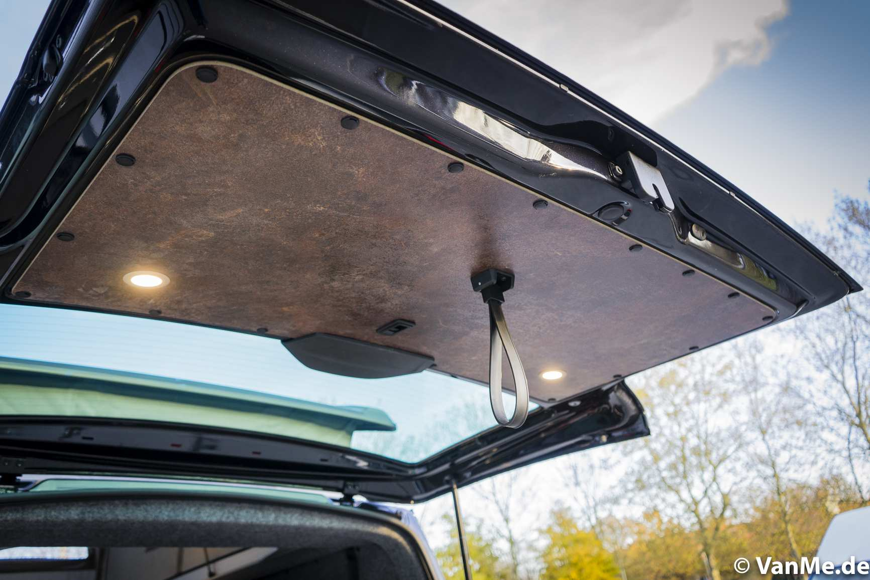 Individualausbau: Offroad Bus VW T6 HS-Offroad Edition - 9