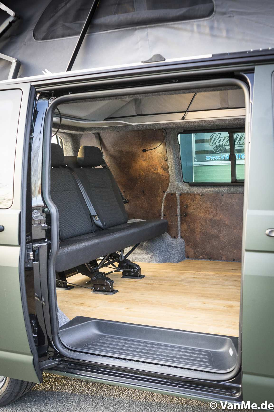 Individualausbau: Offroad Bus VW T6 HS-Offroad Edition - 10