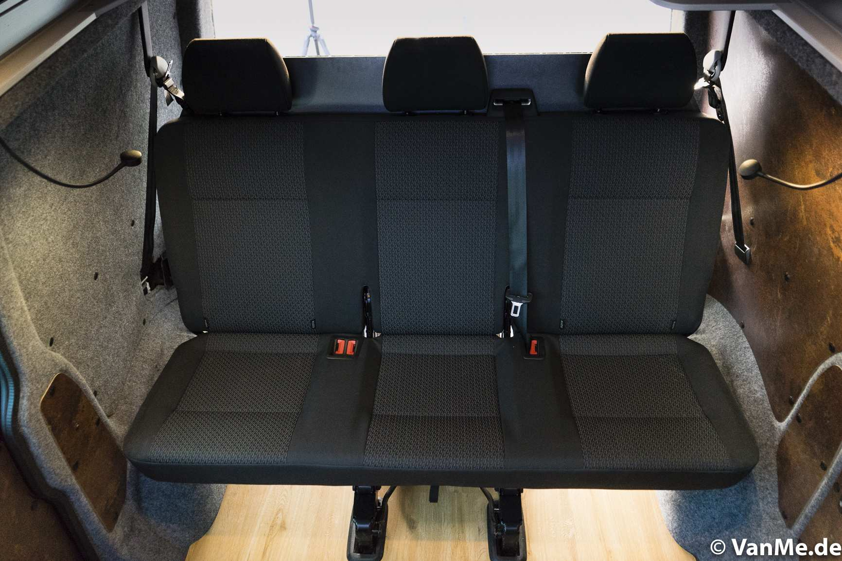 Individualausbau: Offroad Bus VW T6 HS-Offroad Edition - 11