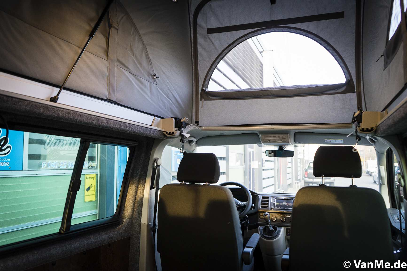 Individualausbau: Offroad Bus VW T6 HS-Offroad Edition - 12