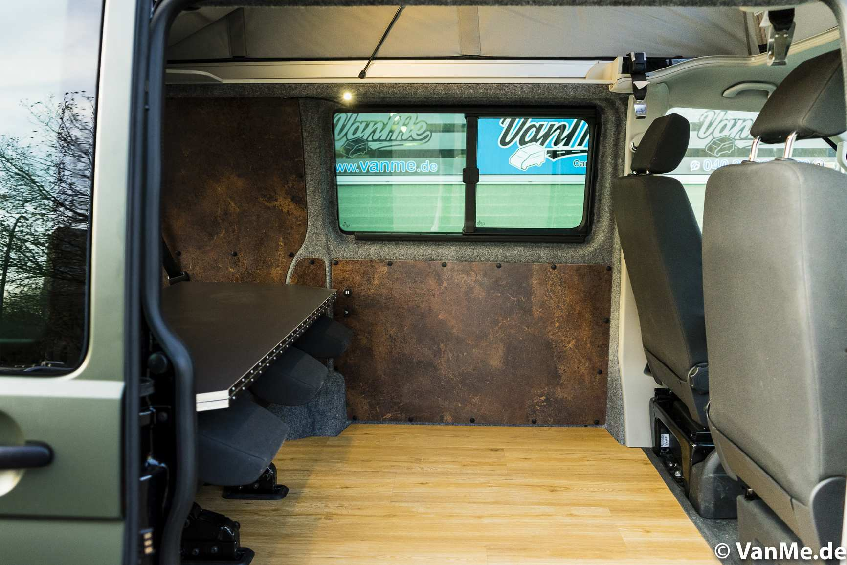 Individualausbau: Offroad Bus VW T6 HS-Offroad Edition - 13