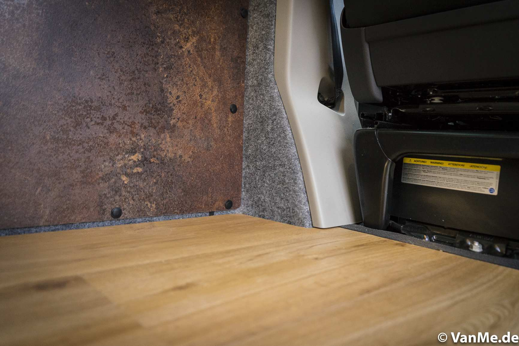 Individualausbau: Offroad Bus VW T6 HS-Offroad Edition - 14