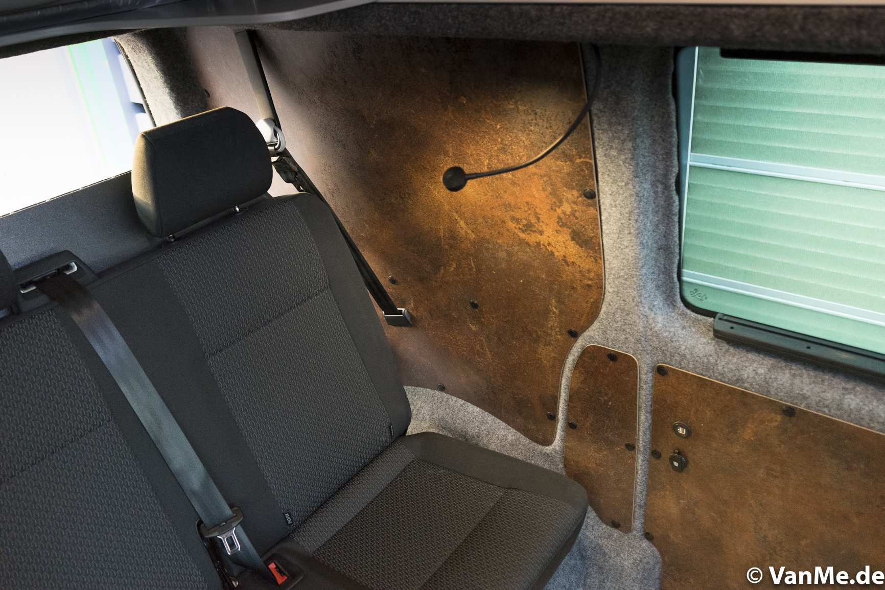 Individualausbau: Offroad Bus VW T6 HS-Offroad Edition - 15
