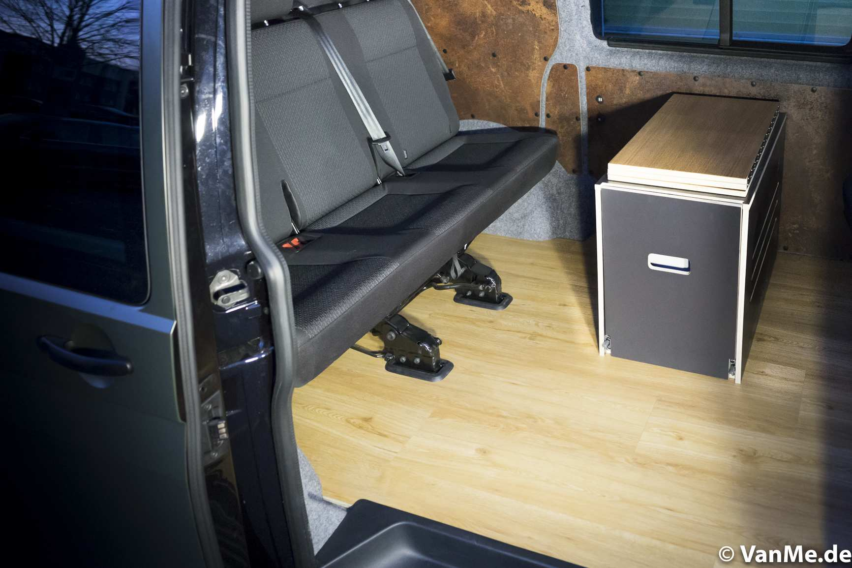 Individualausbau: Offroad Bus VW T6 HS-Offroad Edition - 20