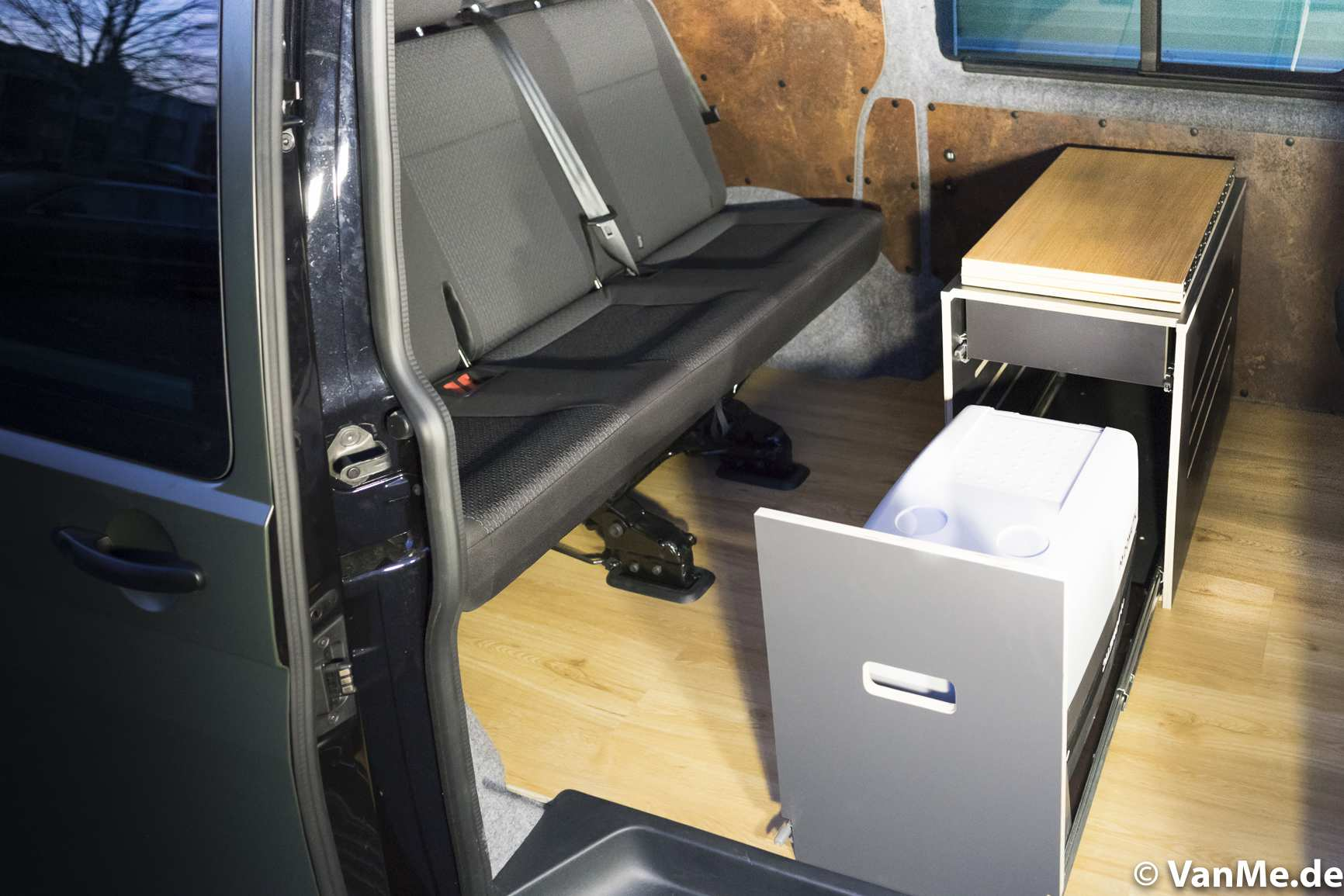 Individualausbau: Offroad Bus VW T6 HS-Offroad Edition - 21