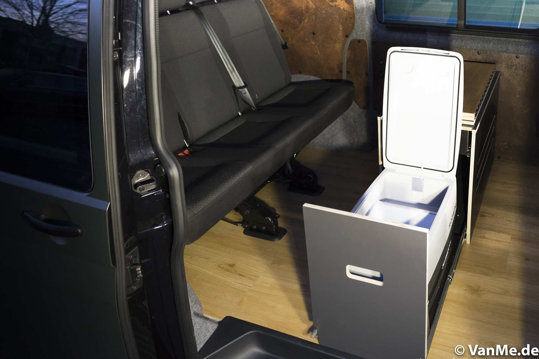 Individualausbau: Offroad Bus VW T6 HS-Offroad Edition - 22