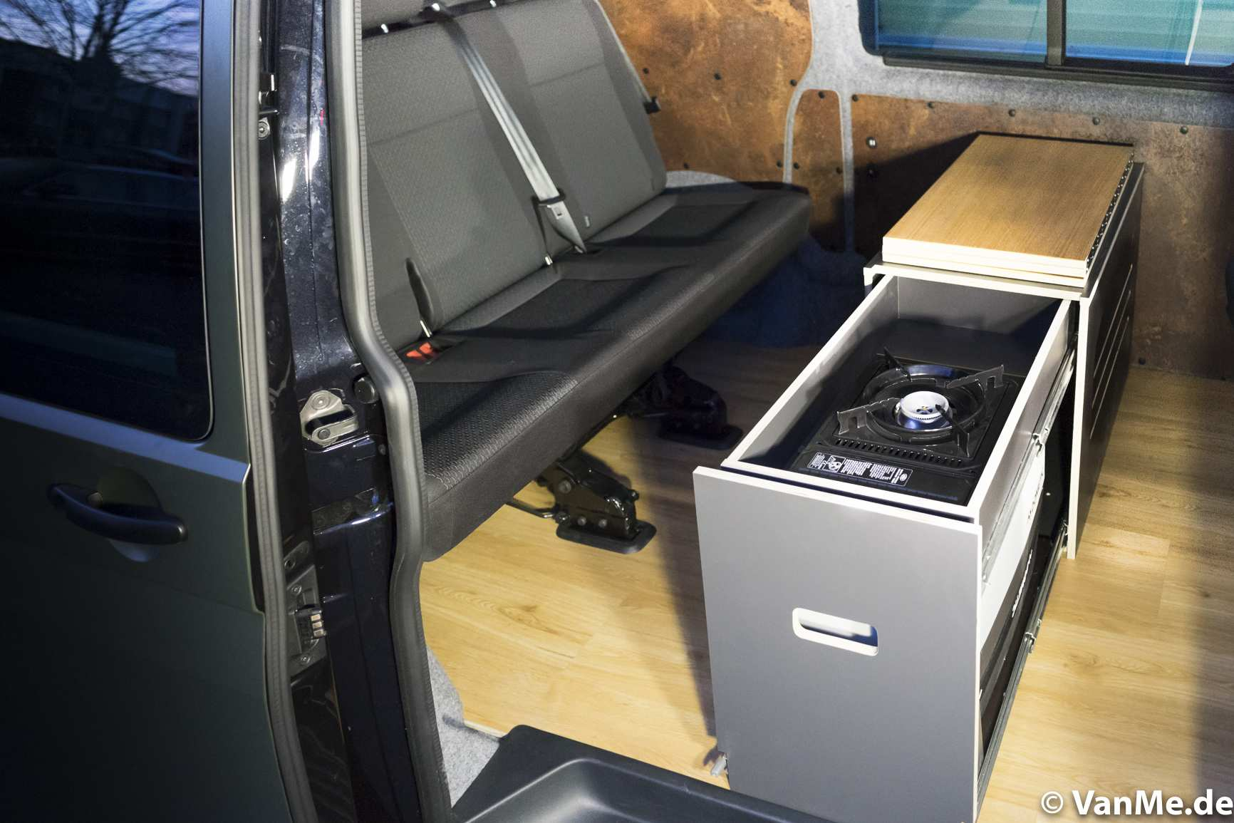 Individualausbau: Offroad Bus VW T6 HS-Offroad Edition - 23