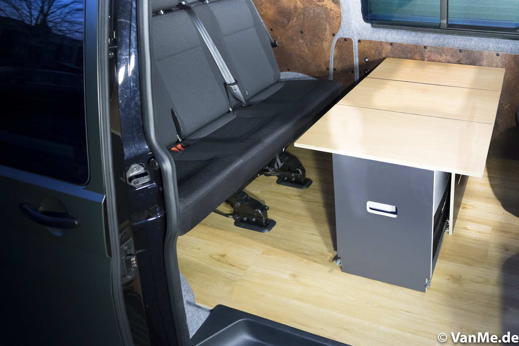 Individualausbau: Offroad Bus VW T6 HS-Offroad Edition - 24