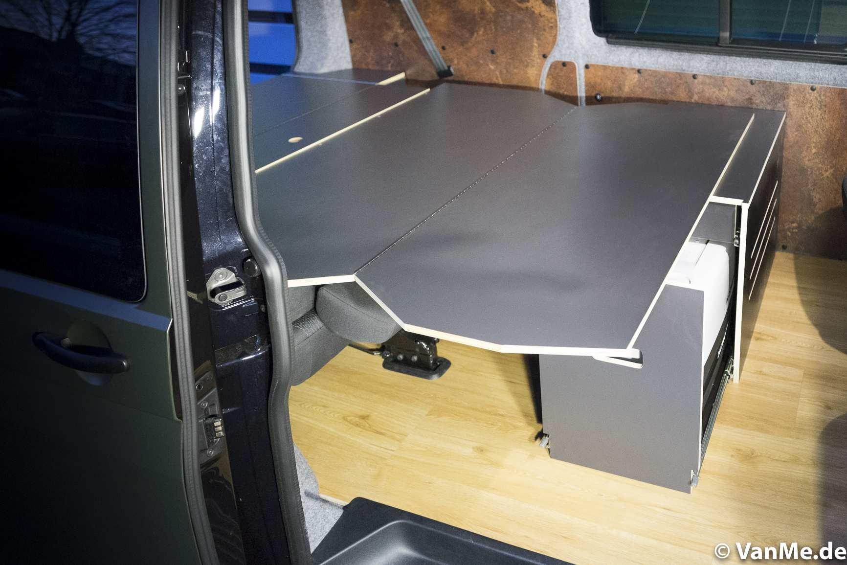 Individualausbau: Offroad Bus VW T6 HS-Offroad Edition - 25