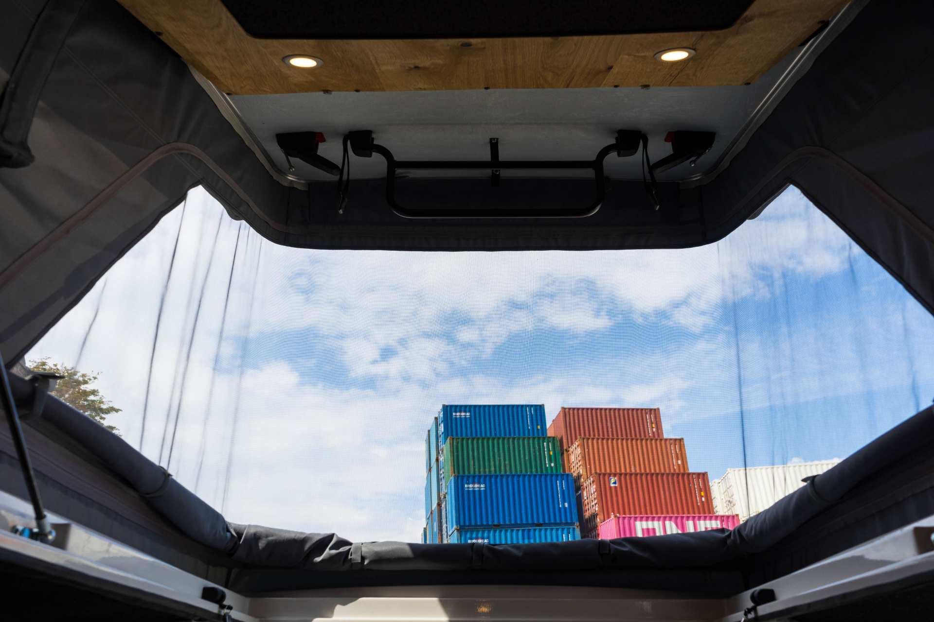 Aufstelldach: SCA 290 Aufstelldach für VW T5/6 - 10