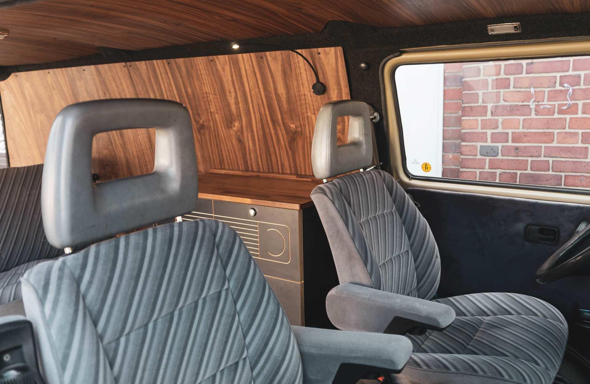 Individualausbau: Oldie but Goldie VW T3  - 10