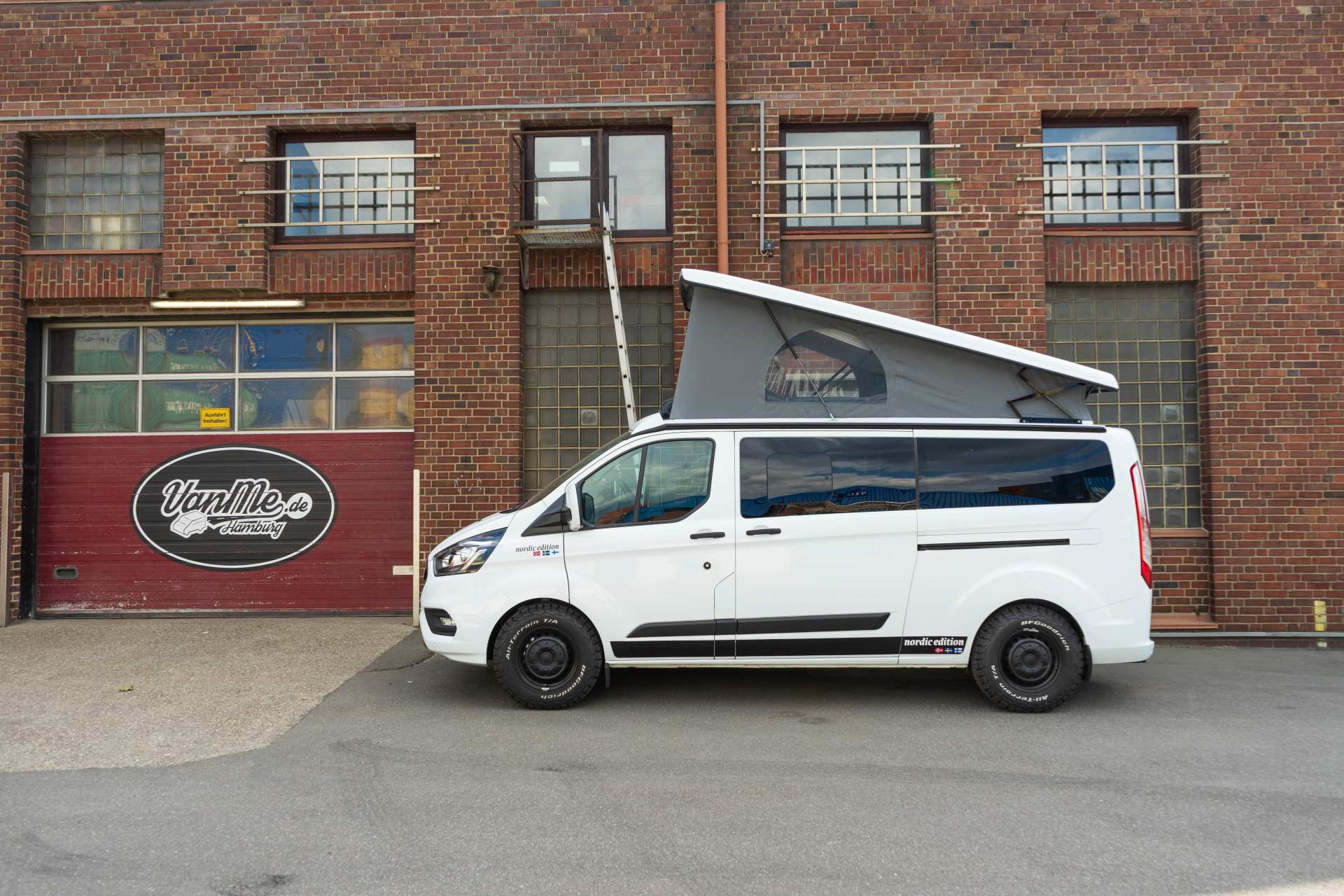 Individualausbau: EXPEDITION Ford Transit Custom, langer Radstand - 3