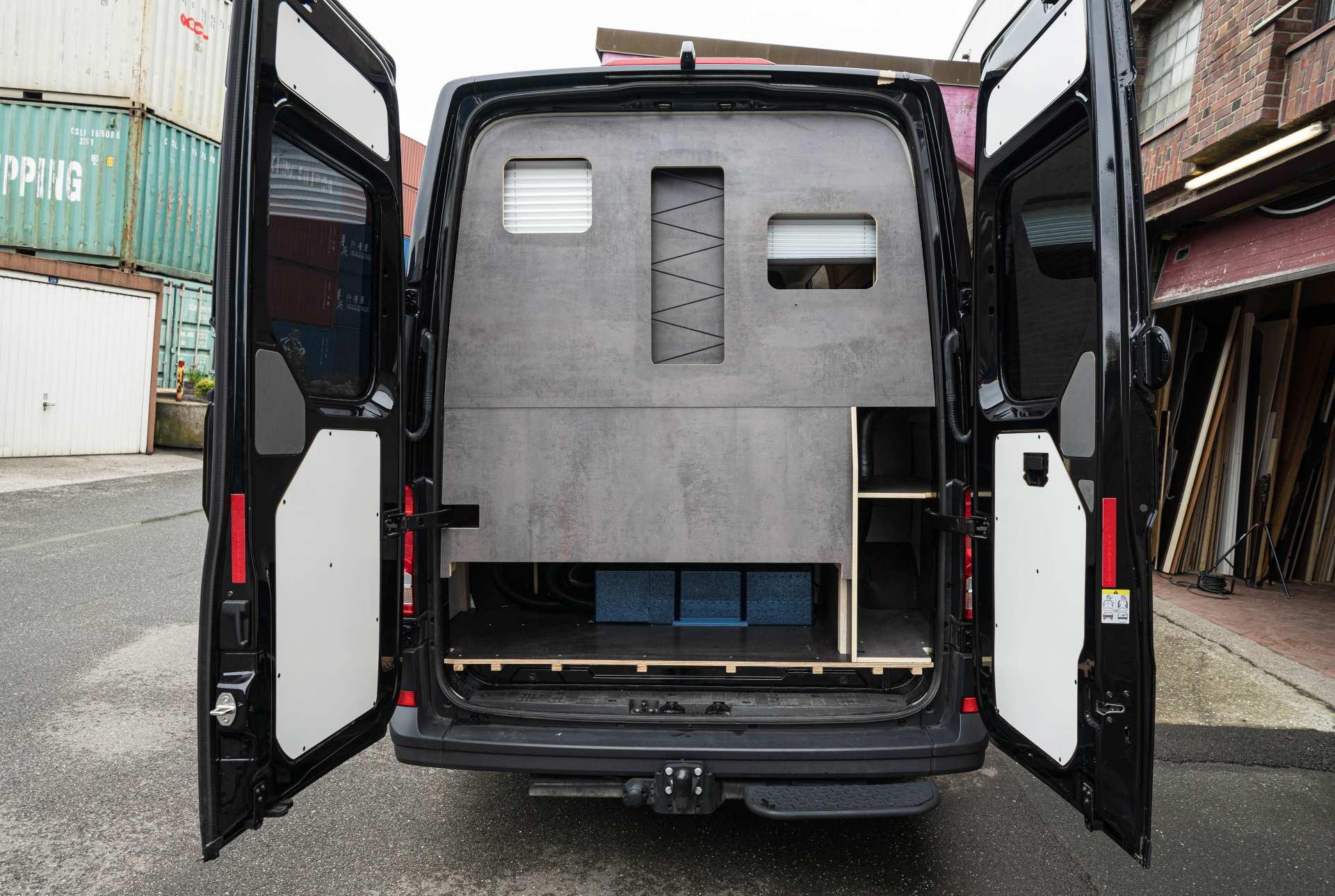 Individualausbau: Full House VW Crafter - 3