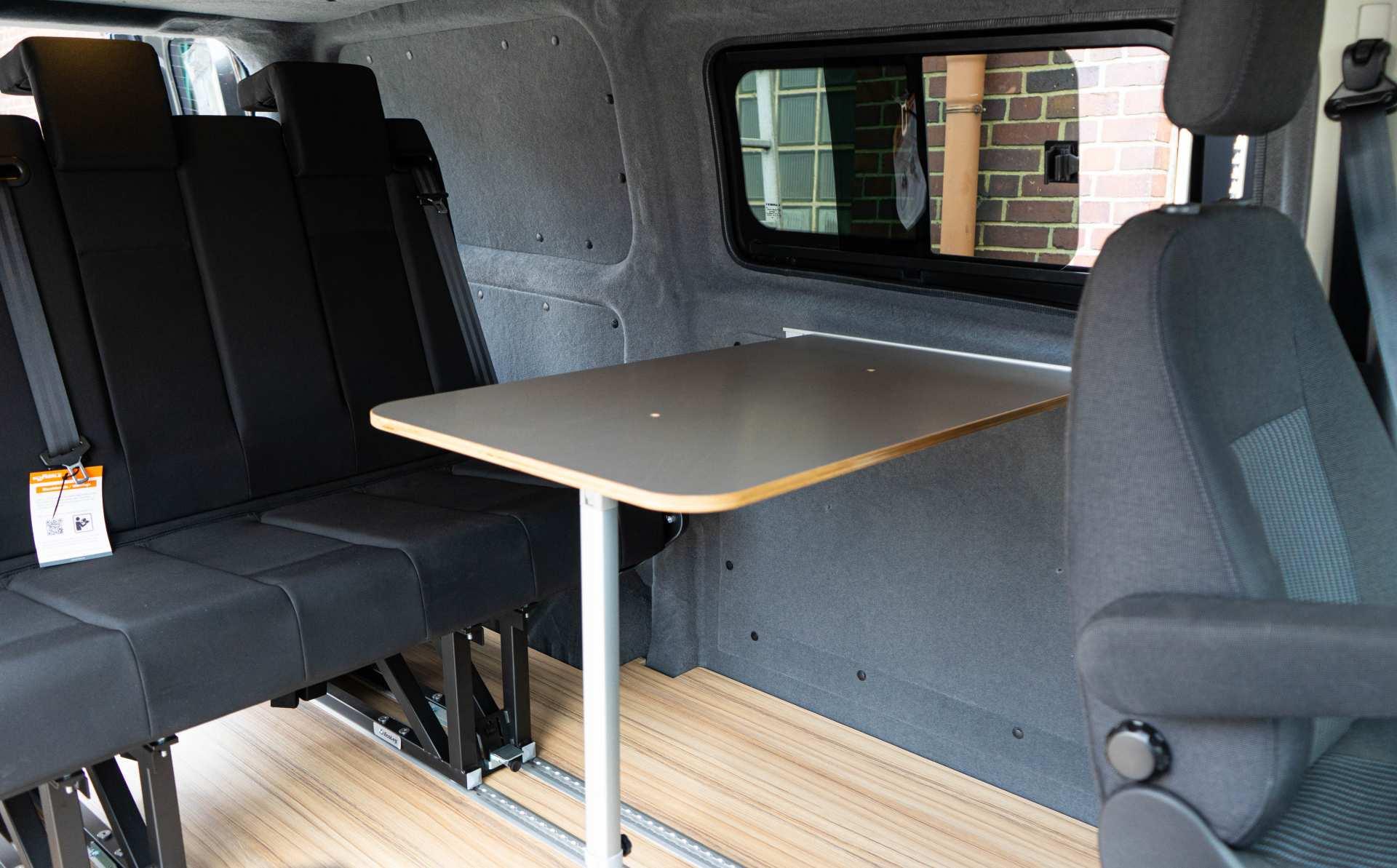 Individualausbau: Ford Transit Custom StartUp! - 1