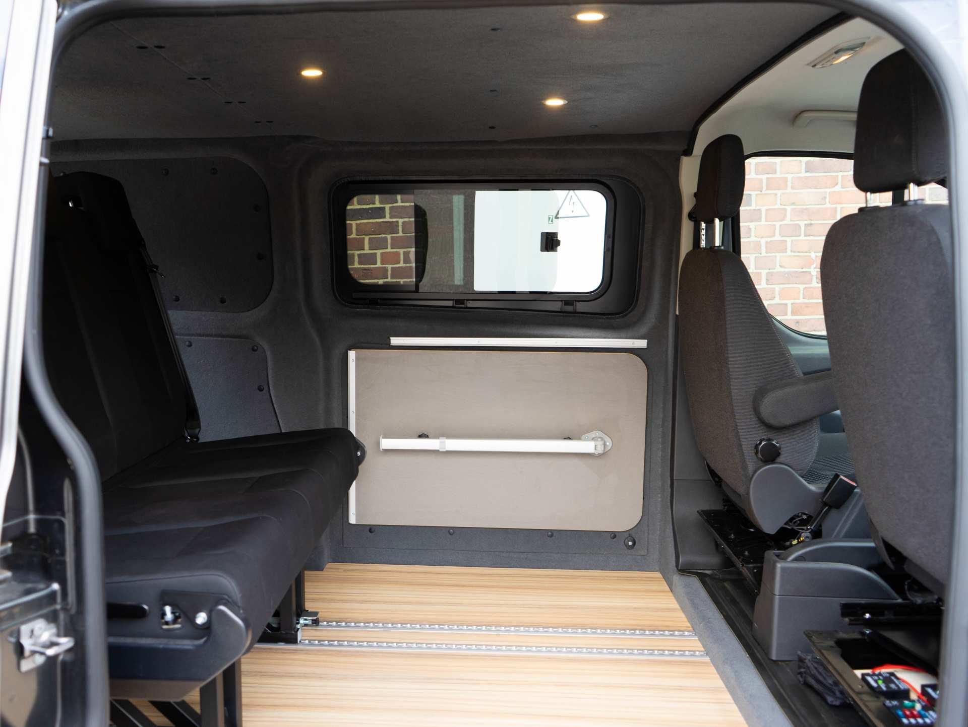 Individualausbau: Ford Transit Custom StartUp! - 3