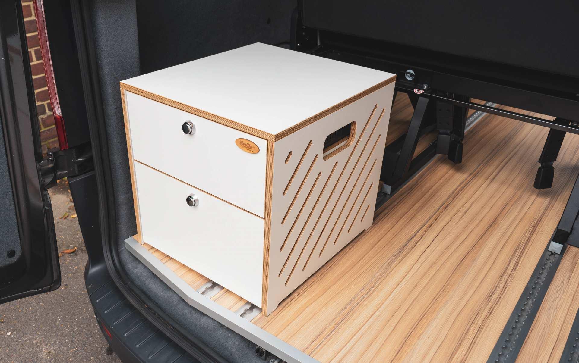 Individualausbau: Ford Transit Custom StartUp! - 4