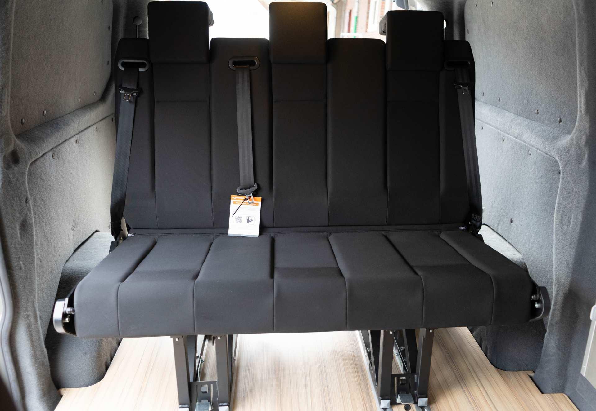Individualausbau: Ford Transit Custom StartUp! - 13