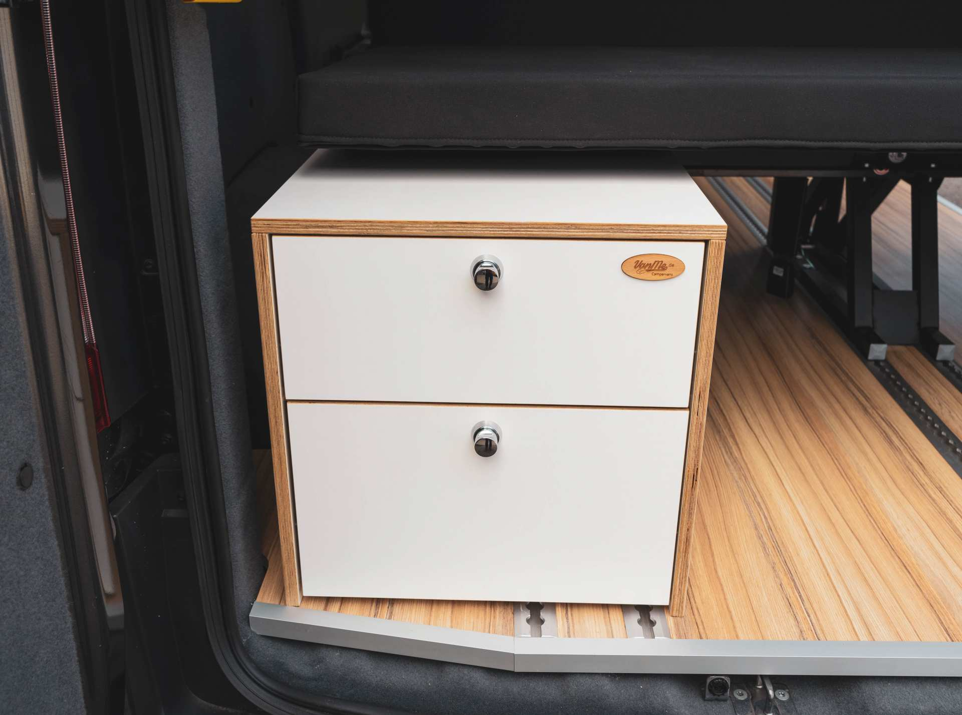 Individualausbau: Ford Transit Custom StartUp! - 18