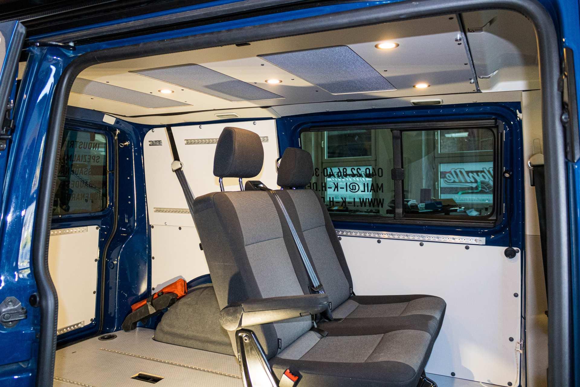 Individualausbau: Arbeitsbiene VW T6 - 2