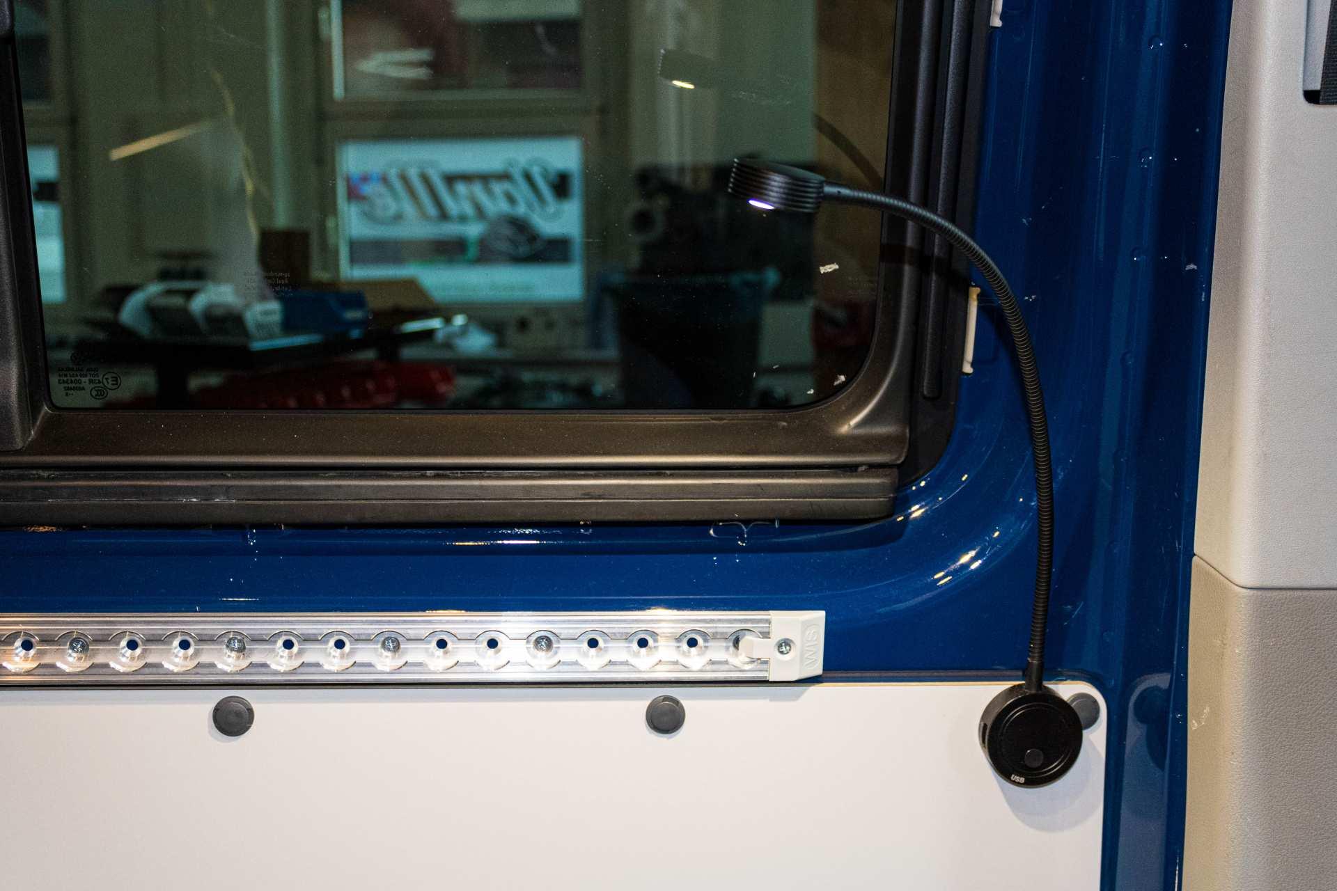 Individualausbau: Arbeitsbiene VW T6 - 6