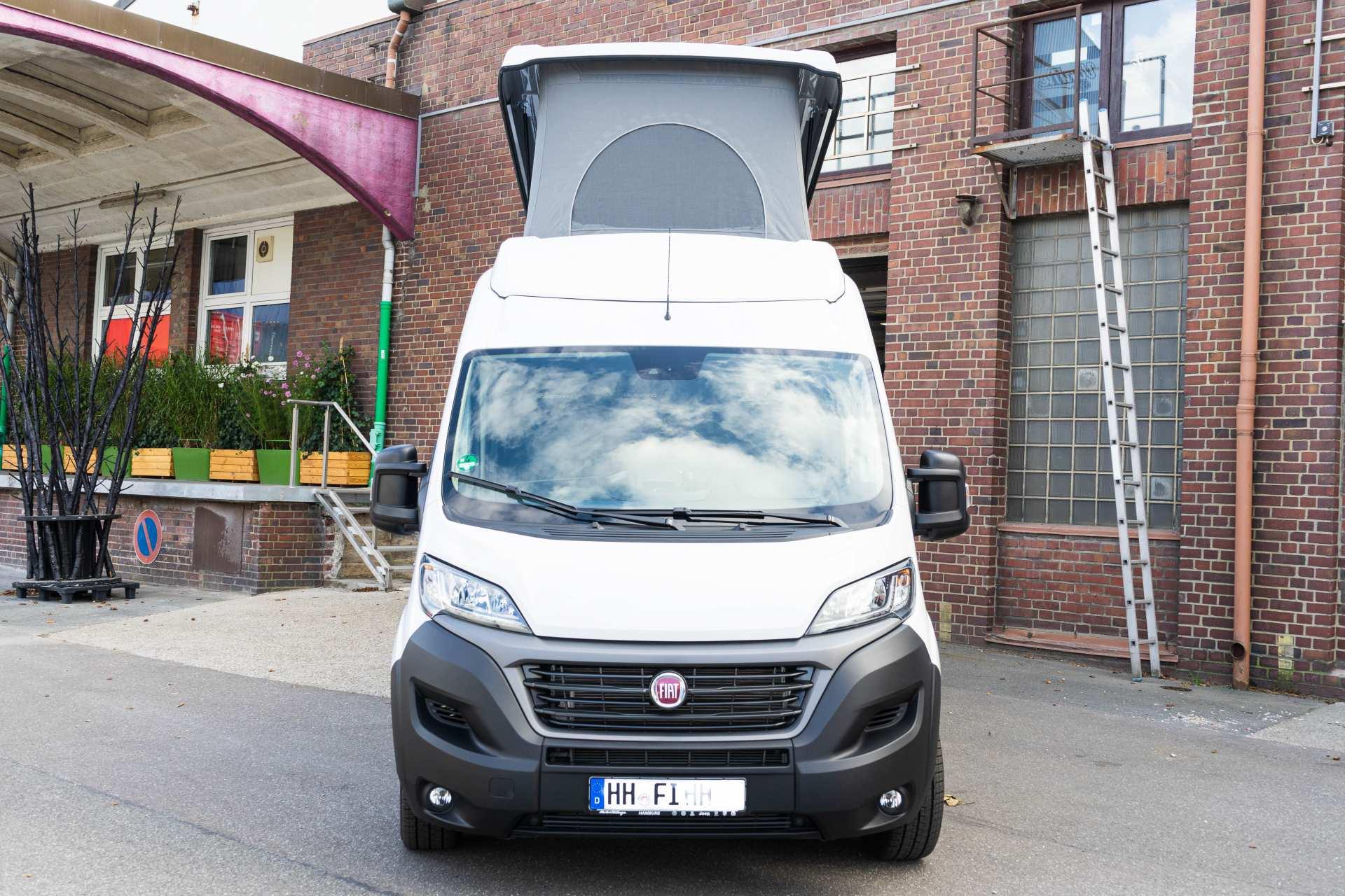 Aufstelldach: Fiat Ducato SCA Aufstelldach 212 - 2
