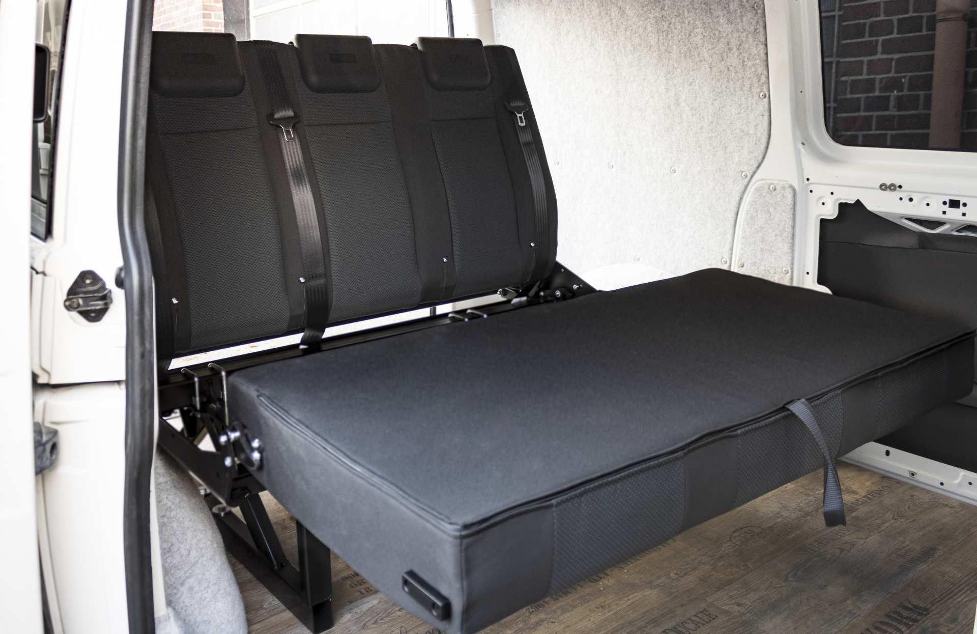 : VW T5 Schlafsitzbank - 3
