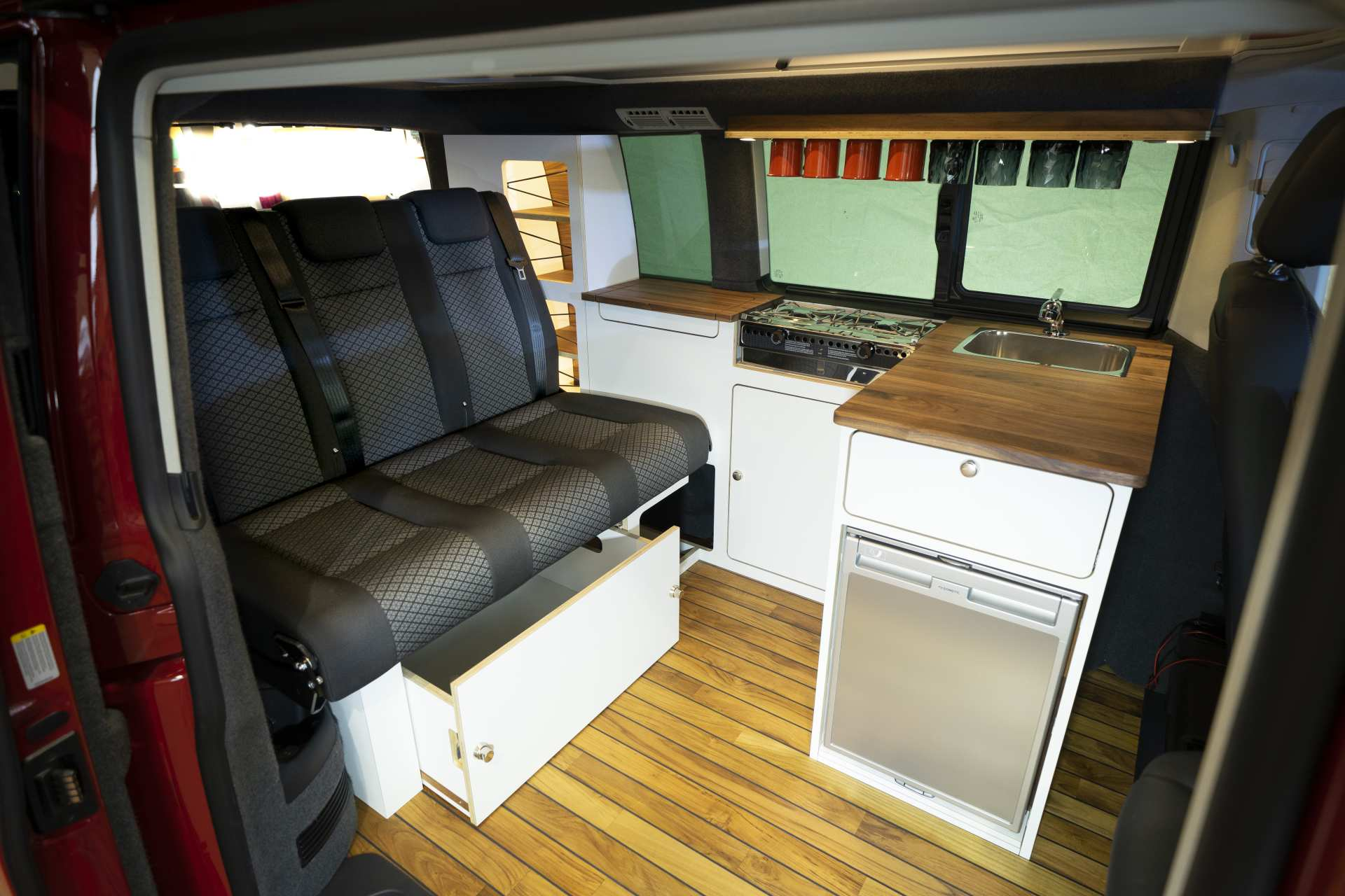 Individualausbau: VeddLiner VW T6.1 California - 5