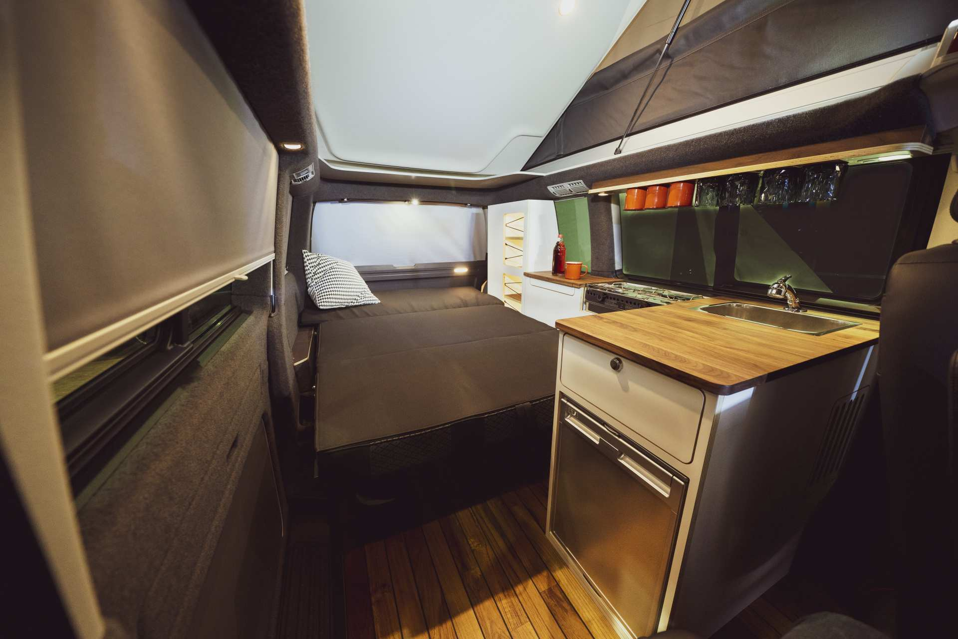 Individualausbau: VeddLiner VW T6.1 California - 8