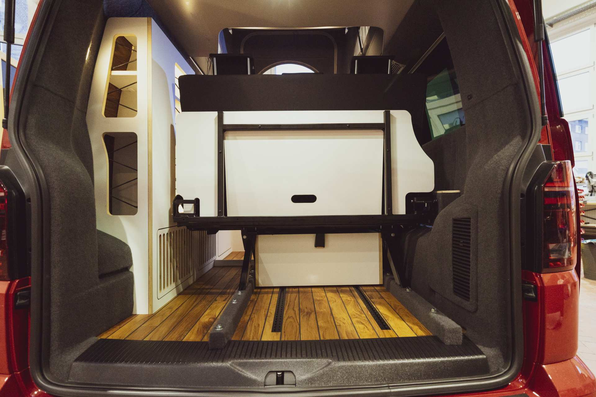 Individualausbau: VeddLiner VW T6.1 California - 13
