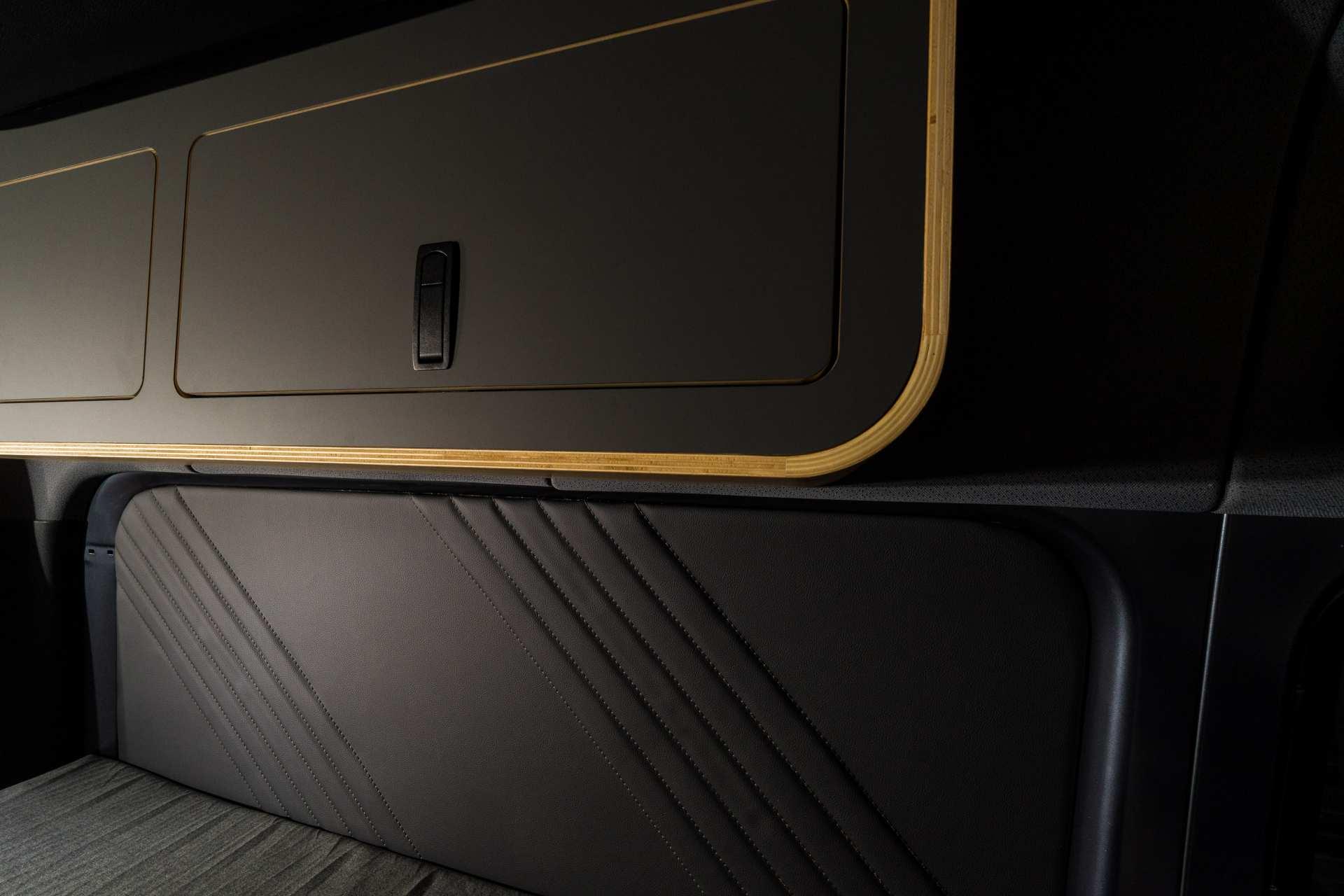 Individualausbau: Mercedes L2 H2 Mixto - 14