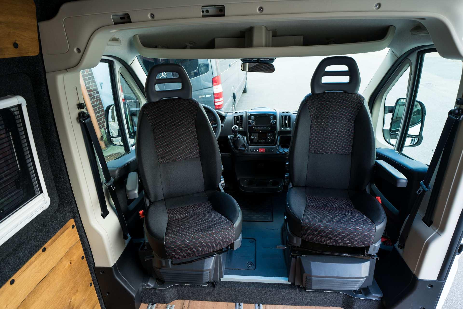 Individualausbau: Zwei-Raumwohnung Peugeot Boxer L2 H2 - 6