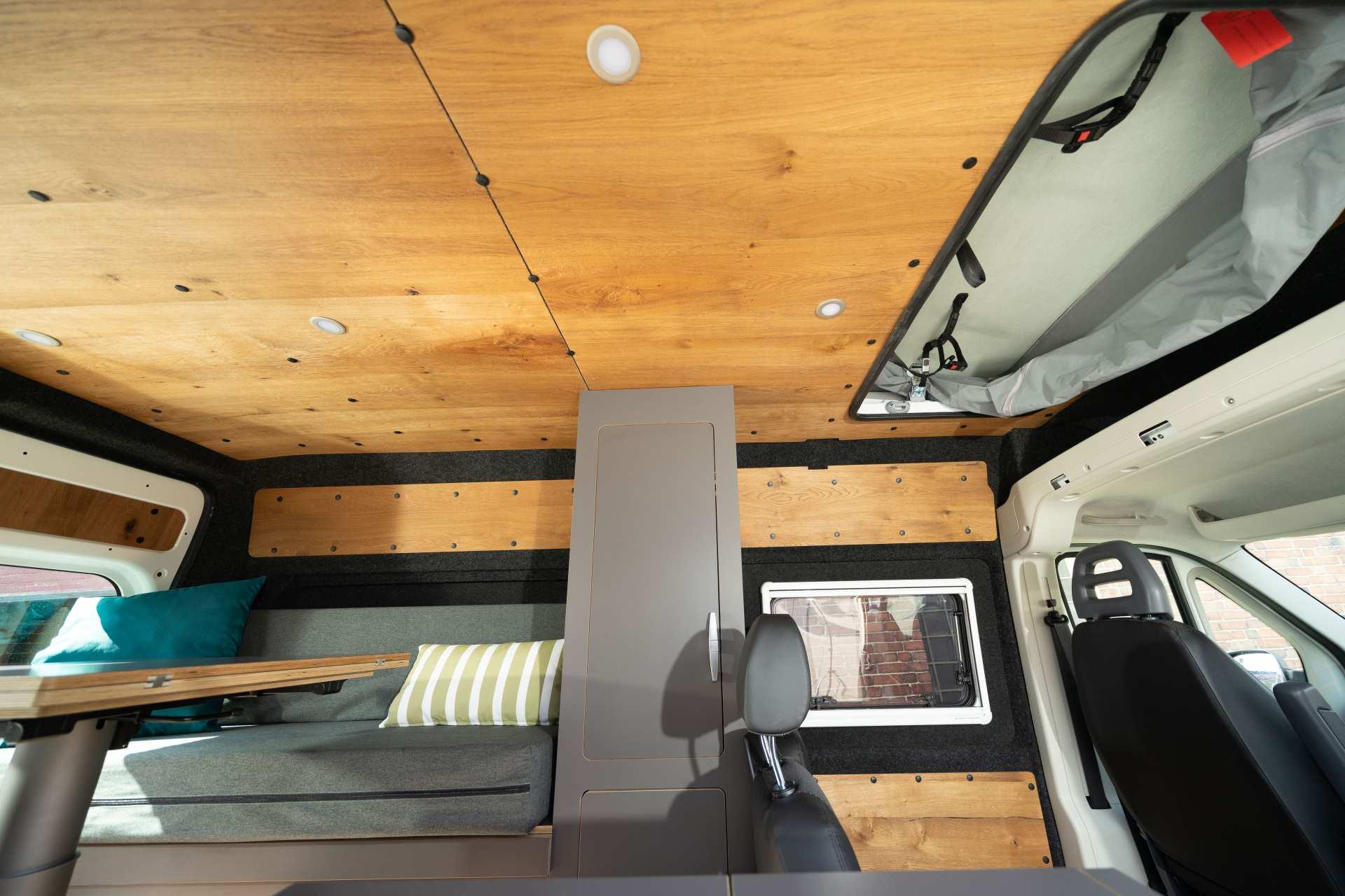 Individualausbau: Zwei-Raumwohnung Peugeot Boxer L2 H2 - 16