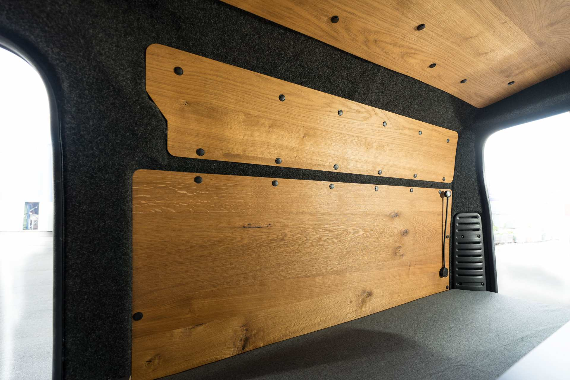 Individualausbau: Zwei-Raumwohnung Peugeot Boxer L2 H2 - 17