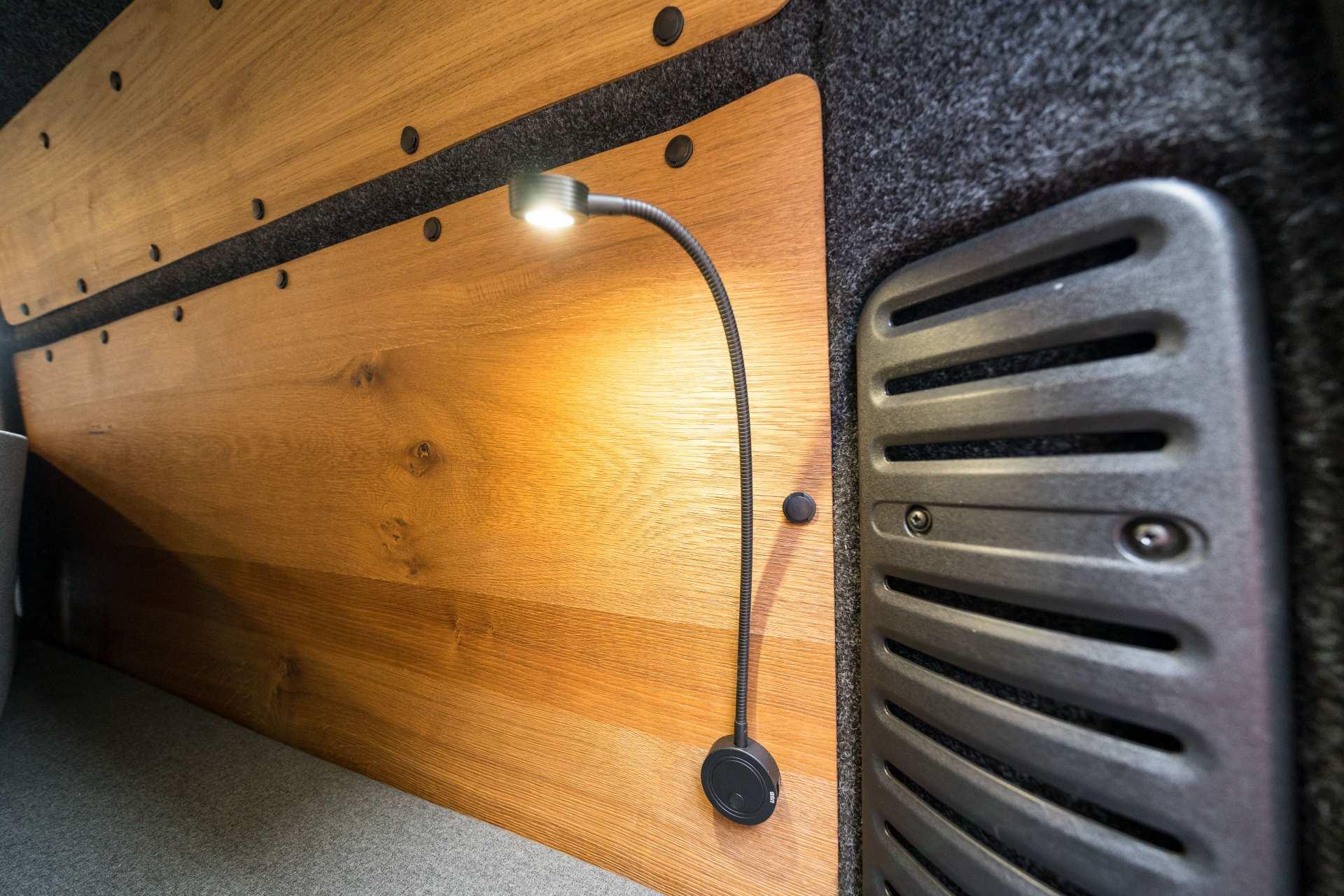 Individualausbau: Zwei-Raumwohnung Peugeot Boxer L2 H2 - 18