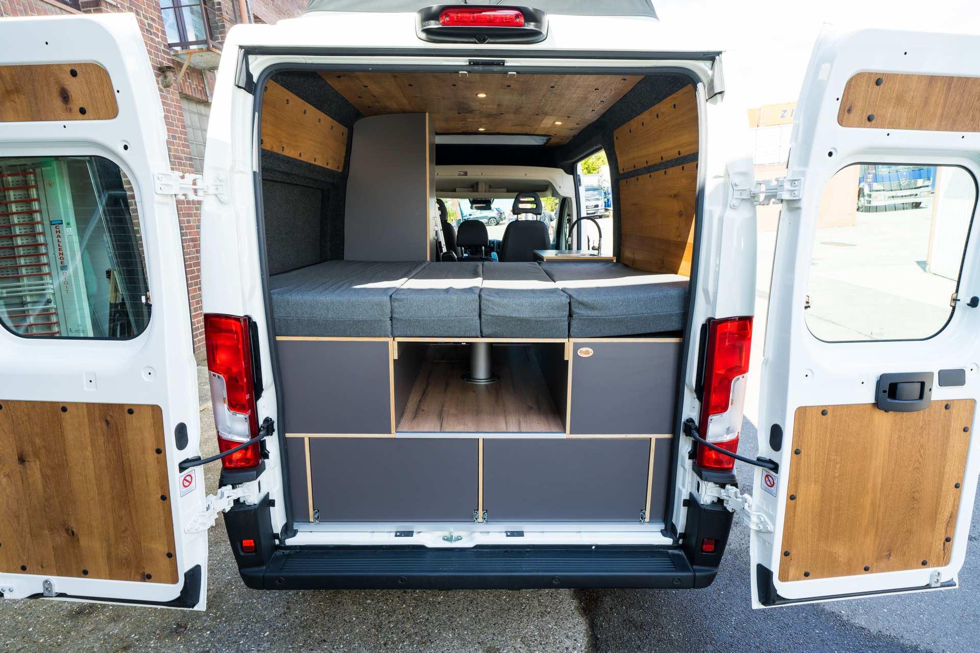 Individualausbau: Zwei-Raumwohnung Peugeot Boxer L2 H2 - 19
