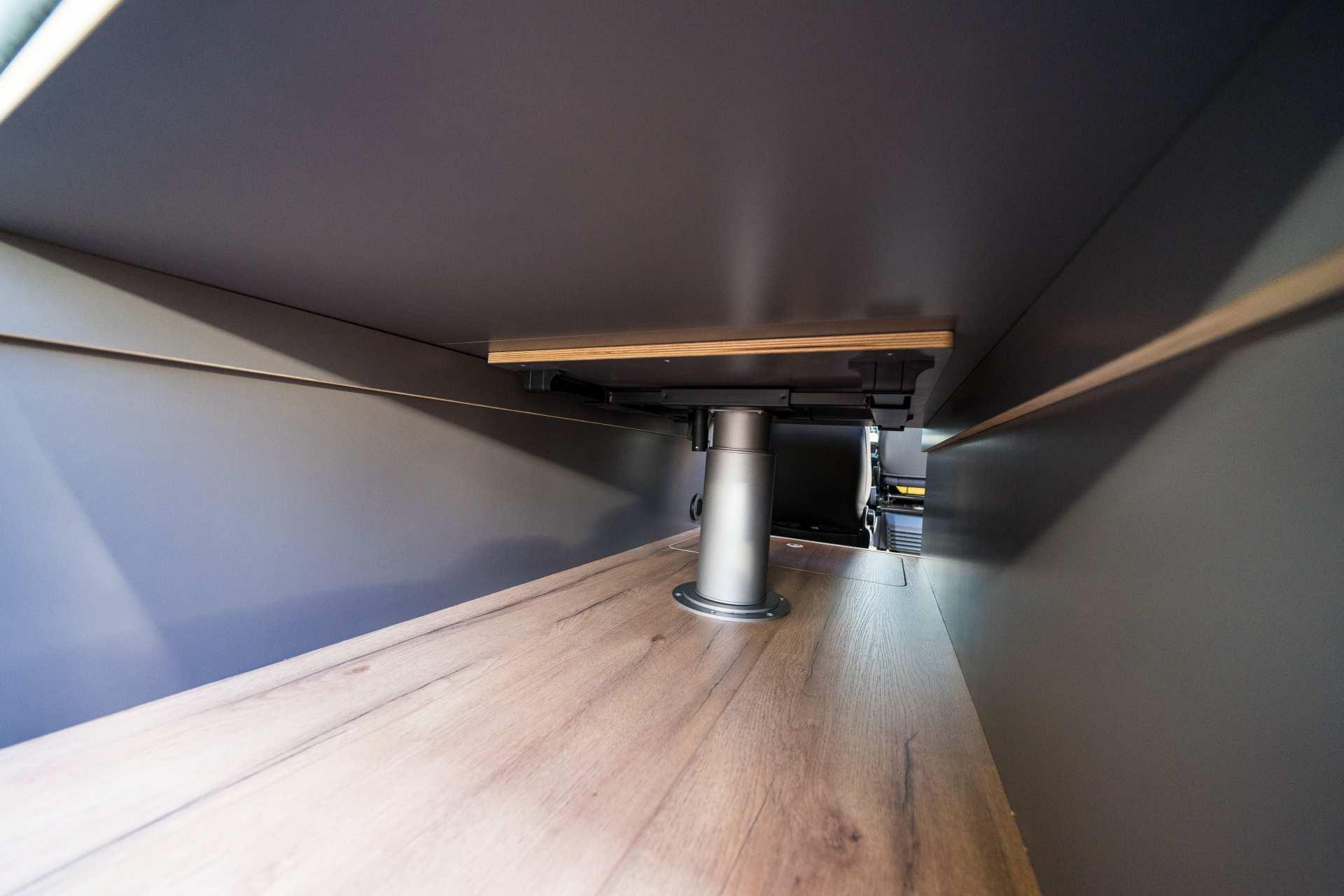 Individualausbau: Zwei-Raumwohnung Peugeot Boxer L2 H2 - 21