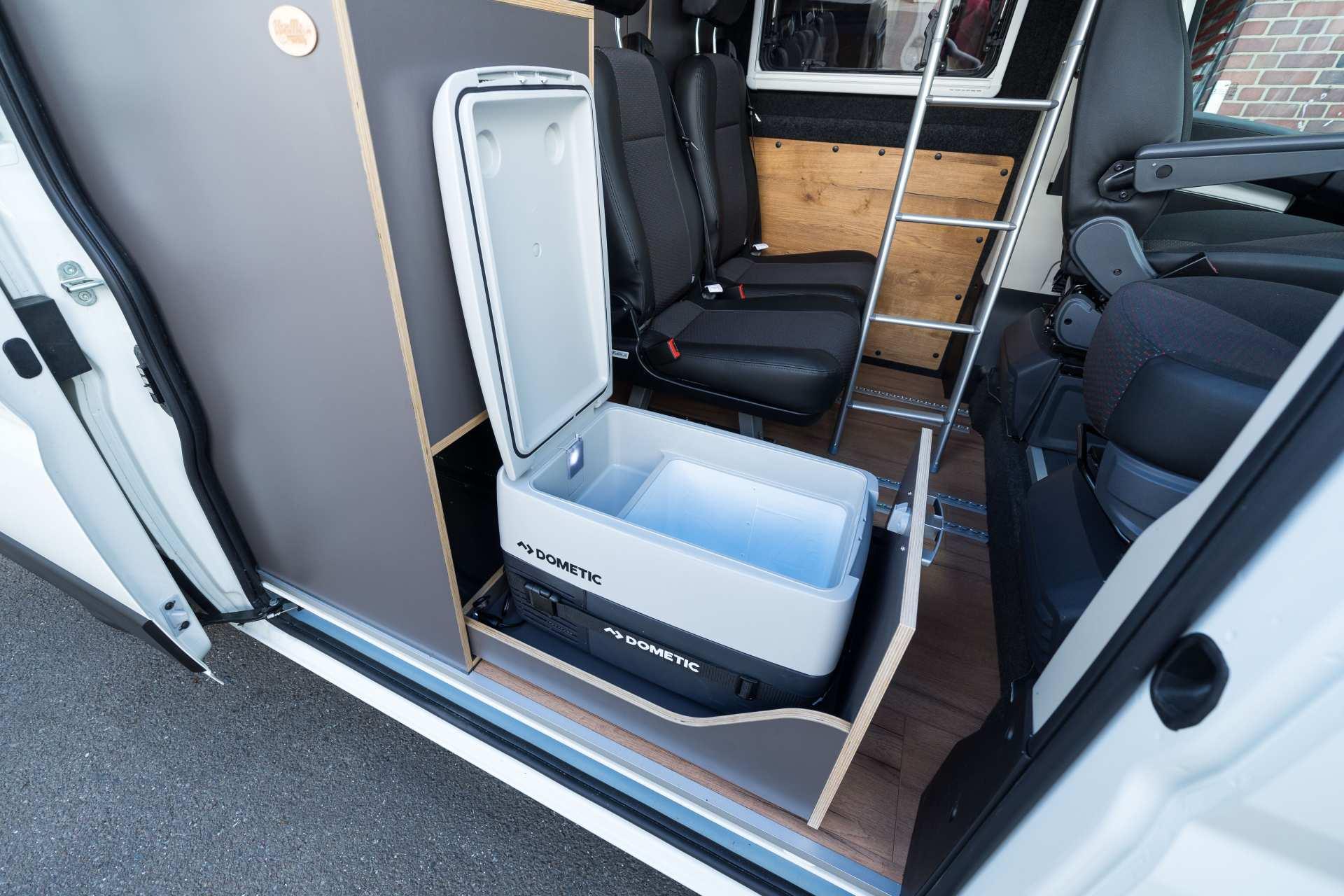 Individualausbau: Zwei-Raumwohnung Peugeot Boxer L2 H2 - 36