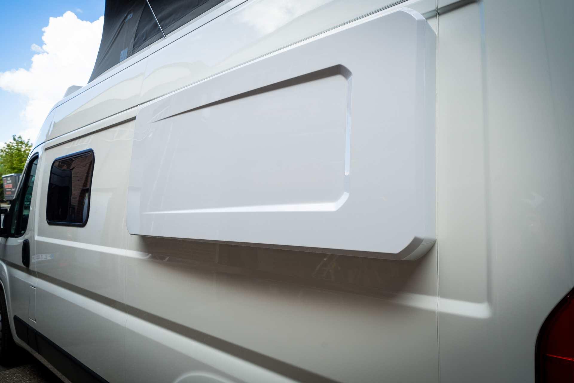 Individualausbau: Zwei-Raumwohnung Peugeot Boxer L2 H2 - 37