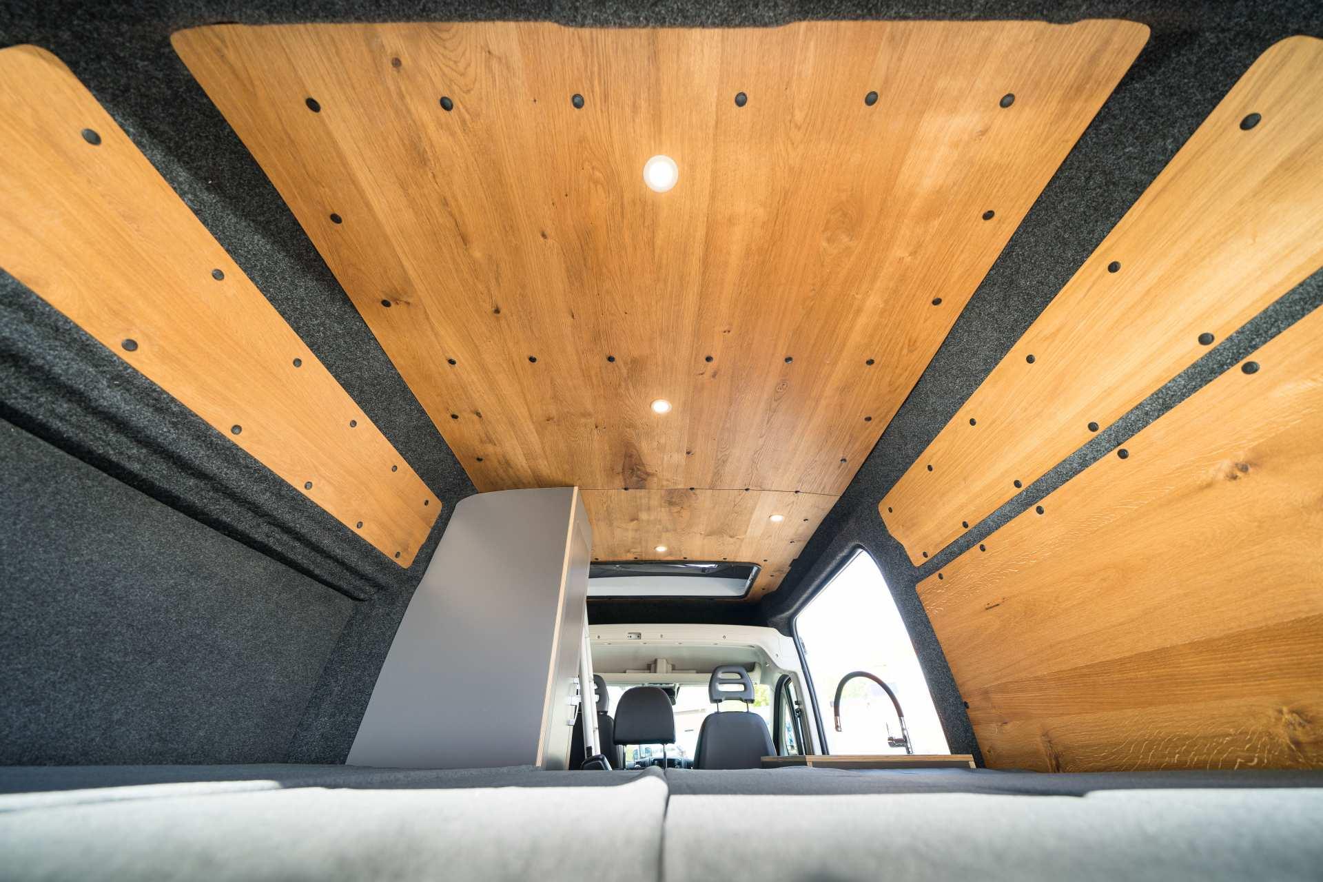 Individualausbau: Zwei-Raumwohnung Peugeot Boxer L2 H2 - 41