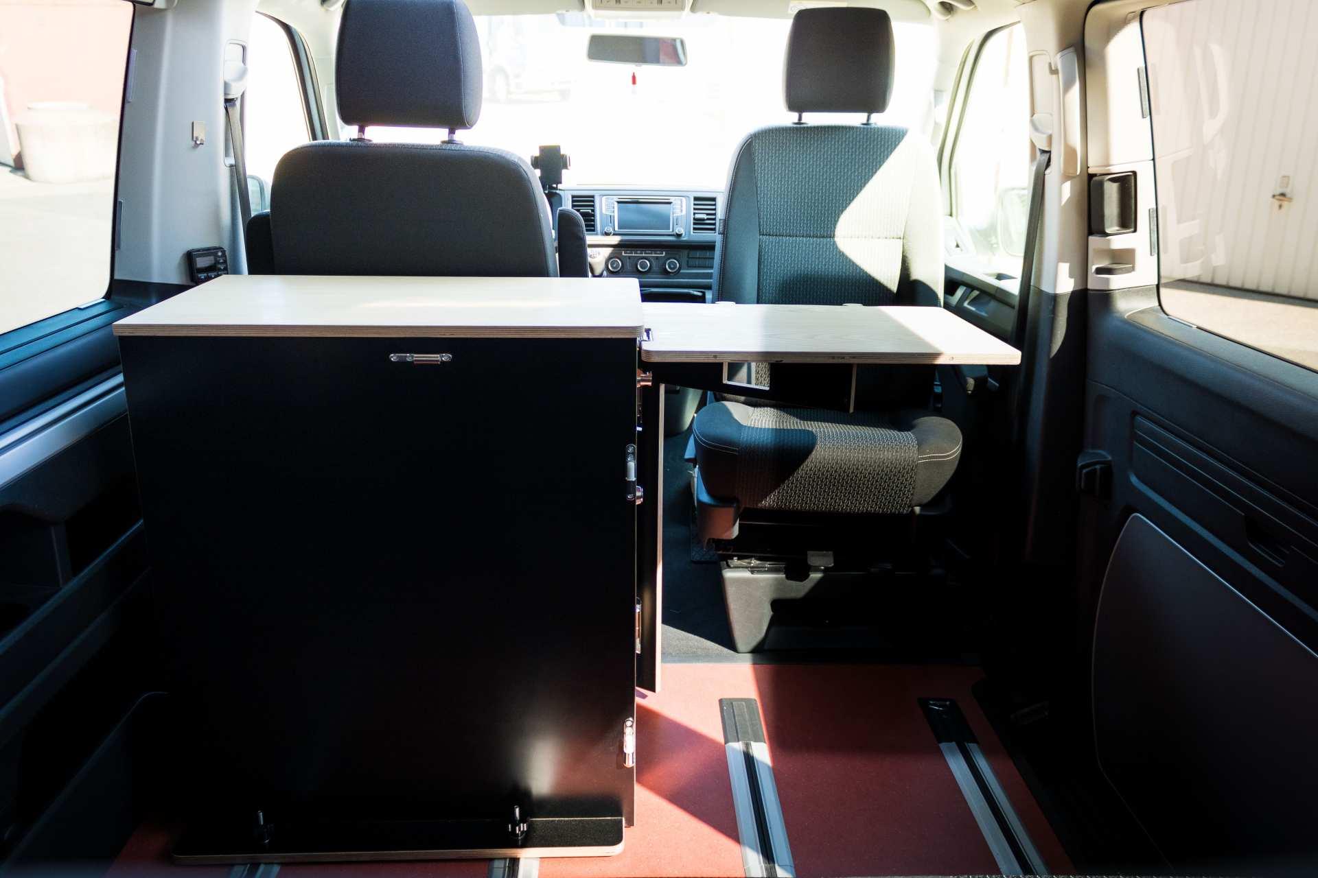 Individualausbau: Multi-Tower VW T6 Multivan - 4