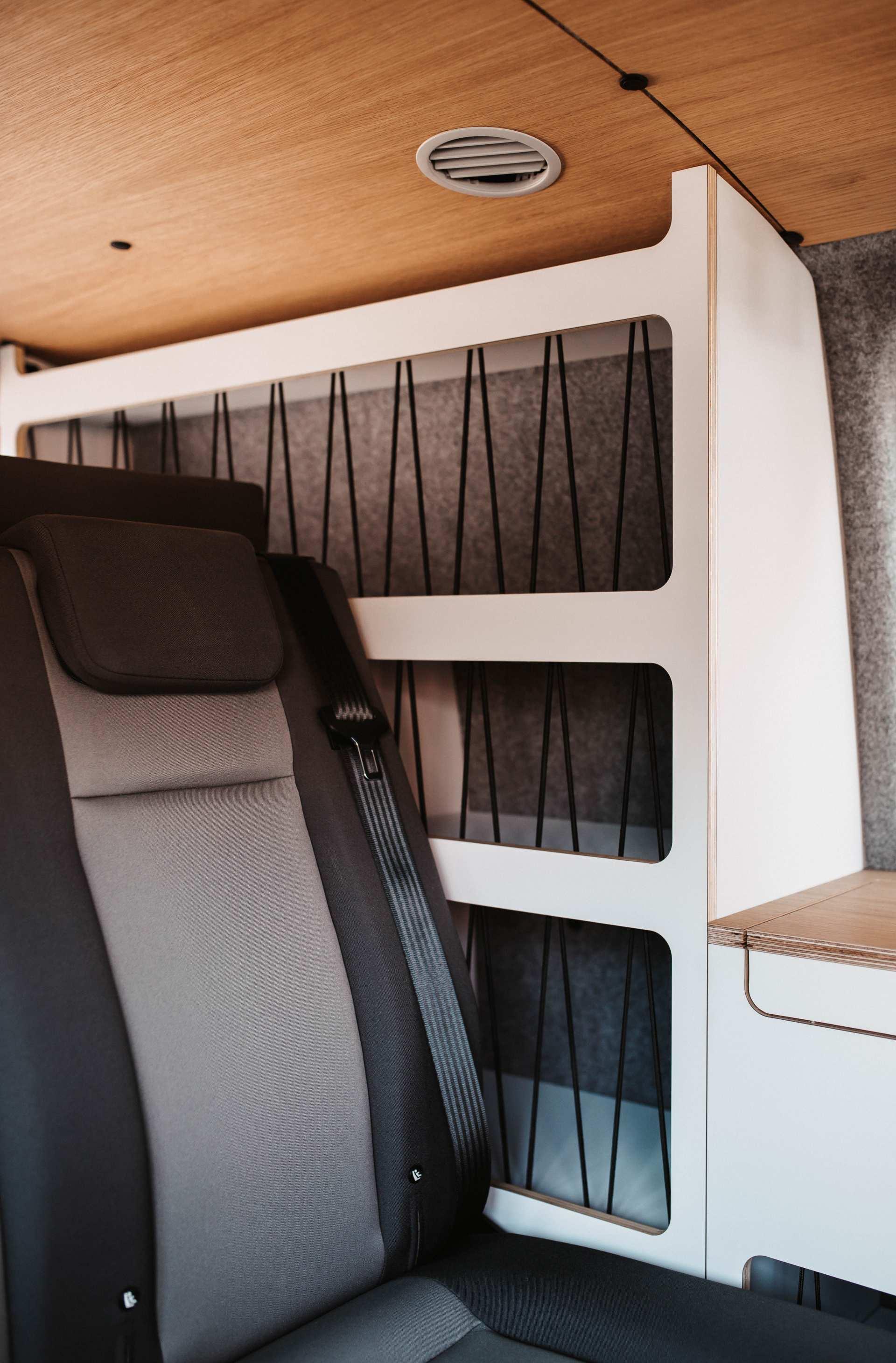 Individualausbau: VW-T6 Campervan - 1