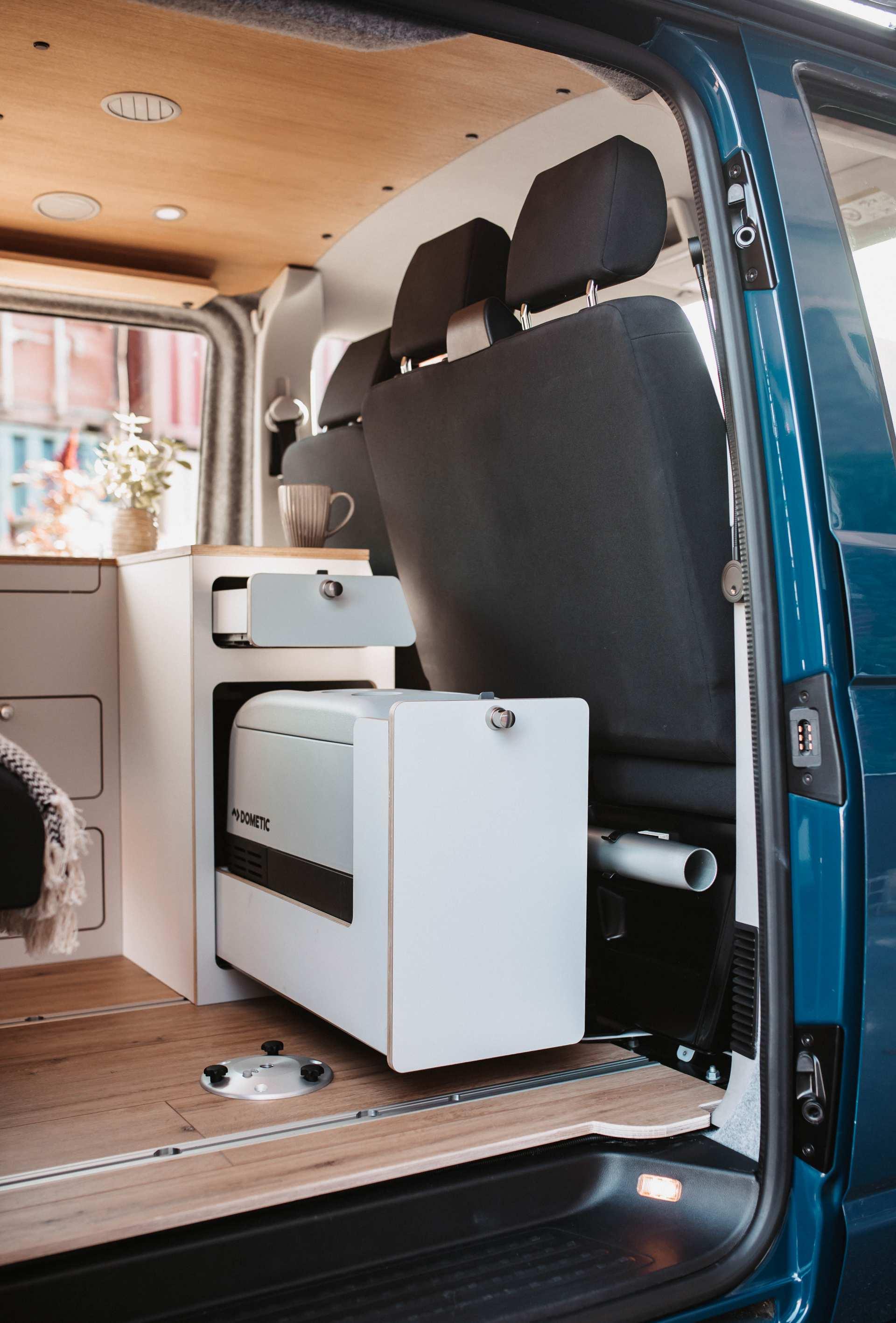 Individualausbau: VW-T6 Campervan - 5