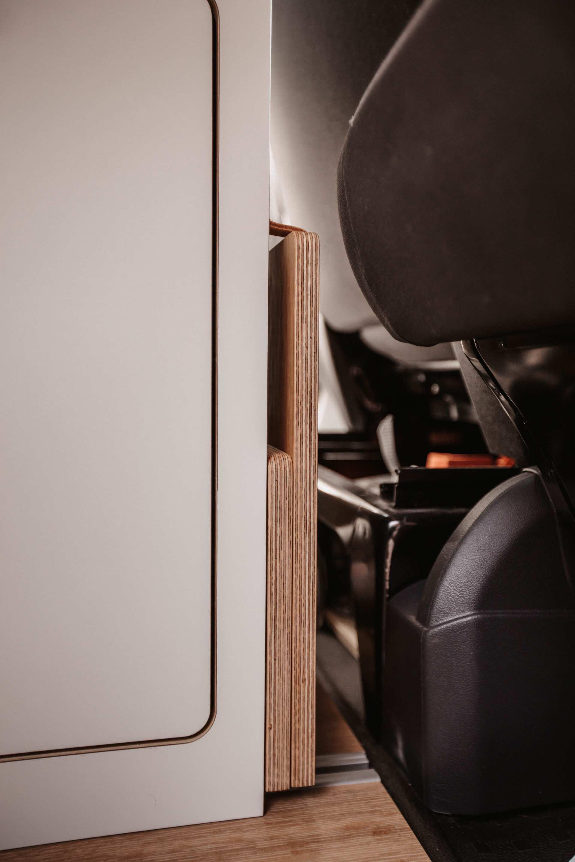 Individualausbau: VW-T6 Campervan - 9