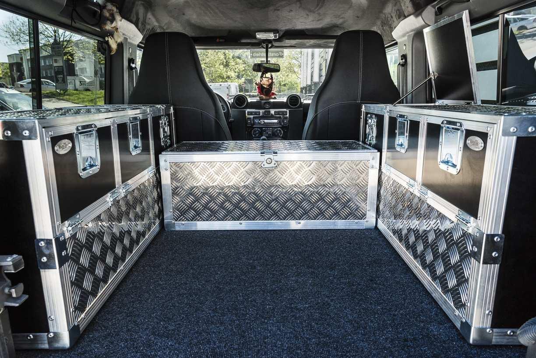 Individualausbau: Land Rover Defender 90 - 4