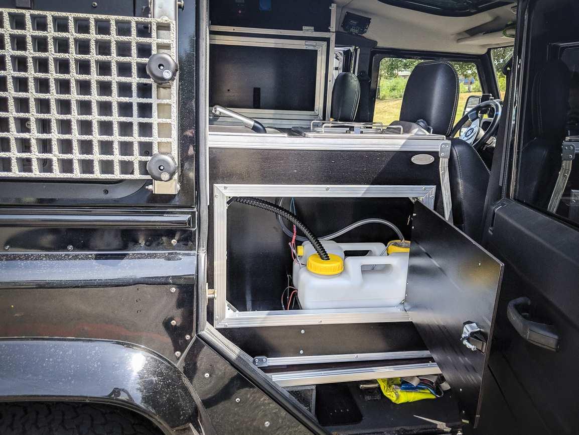 Individualausbau: Land Rover Defender 110 - 2