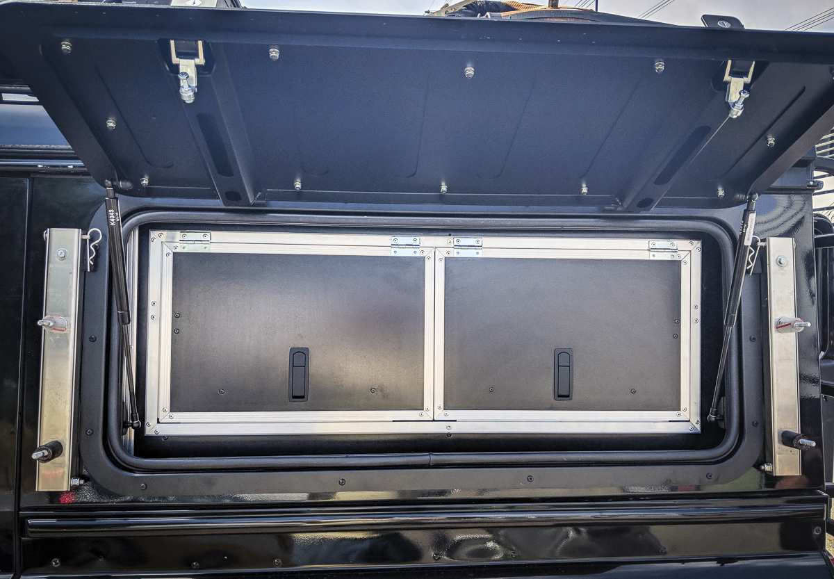 Individualausbau: Land Rover Defender 110 - 5